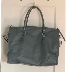 H&M Blue-grey Weekend Tote